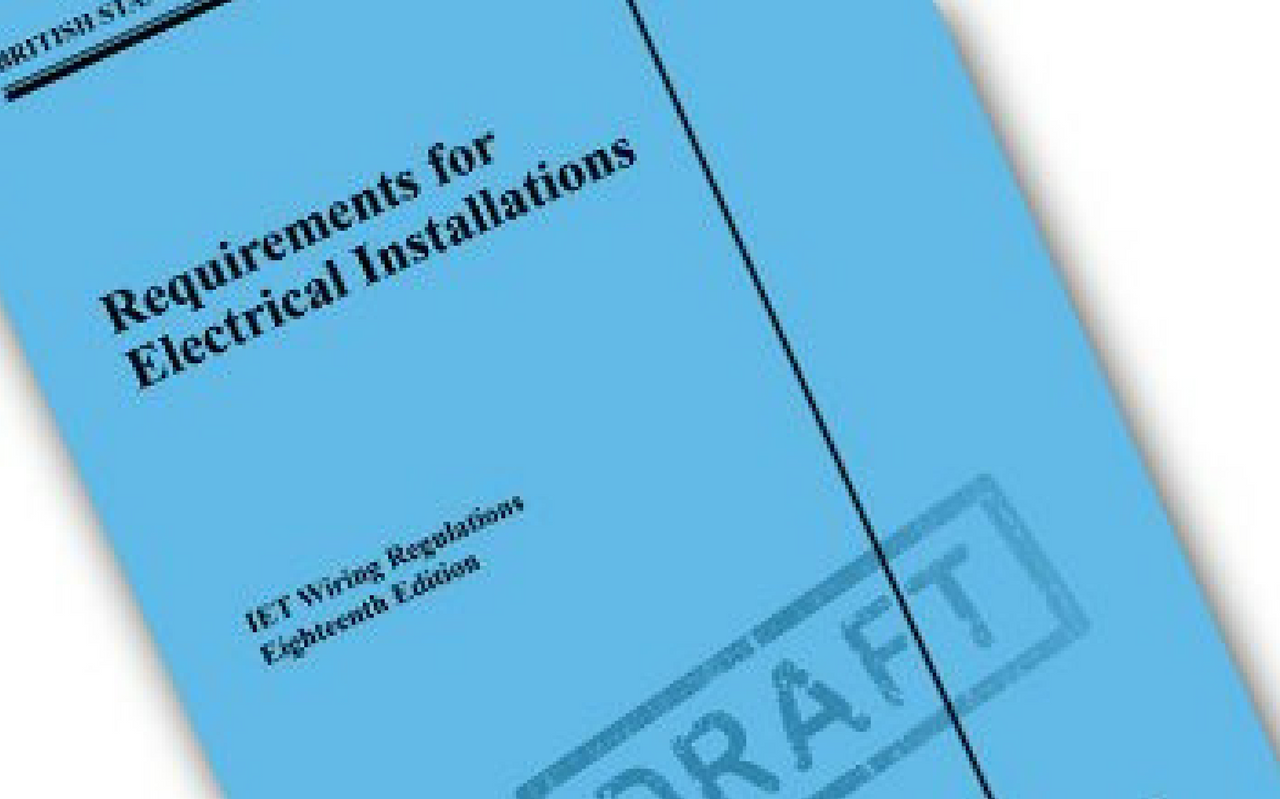 What To Expect From The 18th Edition Bsa Electrical 17th Wiring Regulations Book
